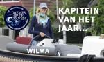 Wilma Nyhout Daemes en Heeren Kapitein van het jaar Sloepenpost Nauta Cabin 960 Nauta Maritiem Alles over sloepen