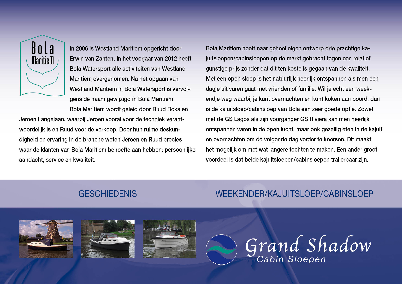 Sloep in Beeld Grand Shadow Kajuitsloepen | Daemes op de Golven ...: daemesenheeren.nl/grand-shadow-kajuitsloepen-bola-maritiem