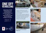 One Off Verkiezing HISWA Amsterdam Boat Show 2017 RAI Daemes en Heren Alles over sloepen en tenders Sloepenboekje Pierre van der Thiel en Bep Teunissen
