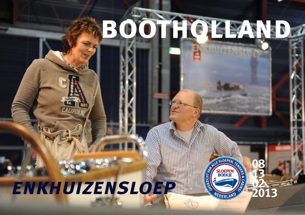 Enkhuizensloep Boot Holland Leeuwarden 2013 Sloepen Cabins Tenders Sloepenboekje Daemes en Heeren Sloep Tender Cabin Sloepenkaart Sloepenpost