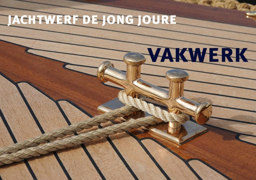 Jachtwerf de Jong Joure HISWA te Water 2013 Sloepen Cabins Tenders Sloepenboekje Daemes en Heeren Sloep Tender Cabin Sloepenkaart Sloepenpost