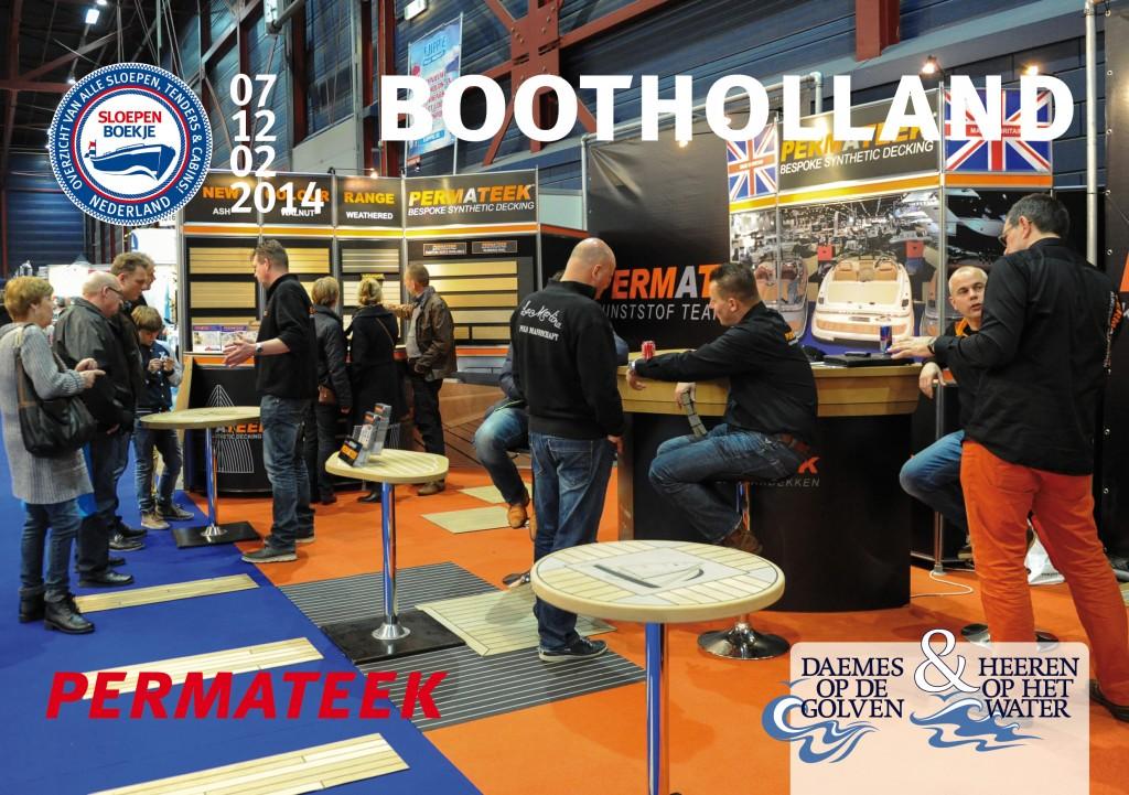 Permateek Boot Holland Leeuwarden 2014 Sloepen Cabins Tenders Sloepenboekje Daemes en Heeren Sloep Tender Cabin Sloepenkaart Sloepenpost