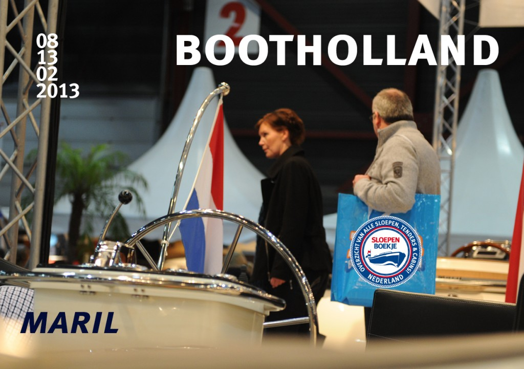 Maril Antaris Makma Woudsend Boot Holland Leeuwarden 2013 Sloepen Cabins Tenders Sloepenboekje Daemes en Heeren Sloep Tender Cabin Sloepenkaart Sloepenpost
