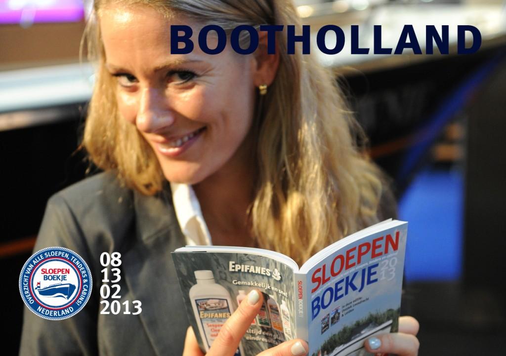 Van Roeden Watersport Boot Holland Leeuwarden 2013 Sloepen Cabins Tenders Sloepenboekje Daemes en Heeren Sloep Tender Cabin Sloepenkaart Sloepenpost