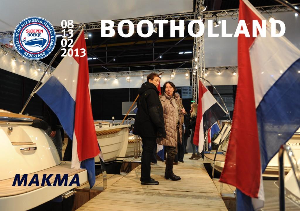 Makma Maril Boot Holland Leeuwarden 2013 Sloepen Cabins Tenders Sloepenboekje Daemes en Heeren Sloep Tender Cabin Sloepenkaart Sloepenpost