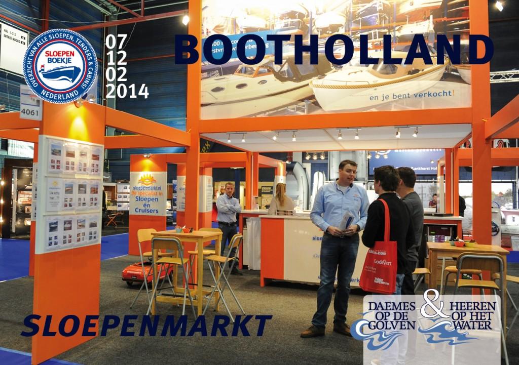 Sloepenmarkt Boot Holland Leeuwarden 2014 Sloepen Cabins Tenders Sloepenboekje Daemes en Heeren Sloep Tender Cabin Sloepenkaart Sloepenpost