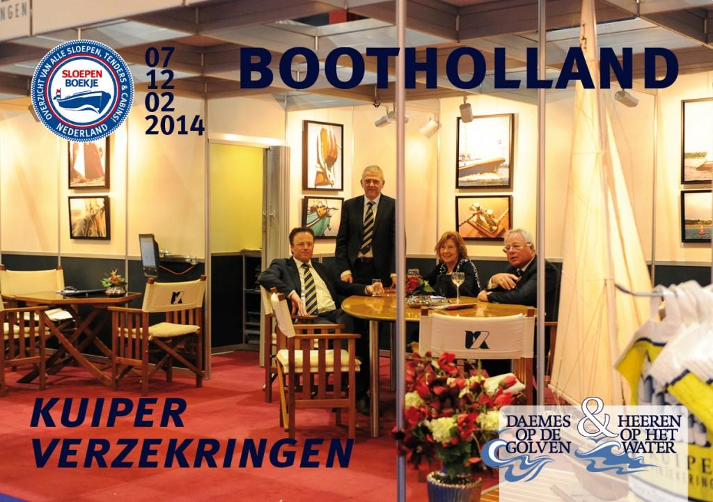 Kuiper Verzekeringen Boot Holland Leeuwarden 2014 Sloepen Cabins Tenders Sloepenboekje Daemes en Heeren Sloep Tender Cabin Sloepenkaart Sloepenpost