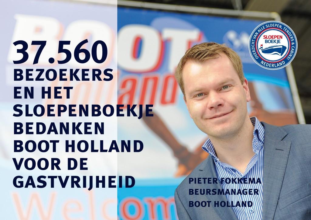 Pieter Fokkema Boot Holland Leeuwarden 2014 Sloepen Cabins Tenders Sloepenboekje Daemes en Heeren Sloep Tender Cabin Sloepenkaart Sloepenpost