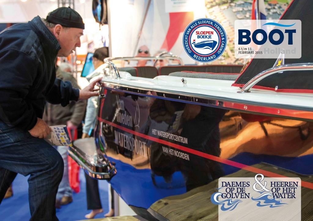 Leeuwarden Van Roeden Watersport Boot Holland Sloepen Tender Cabins Daemes en Heeren Sloepenboekje Sloepenkaart Sloepenpost Sloep Piraatjes op het Water