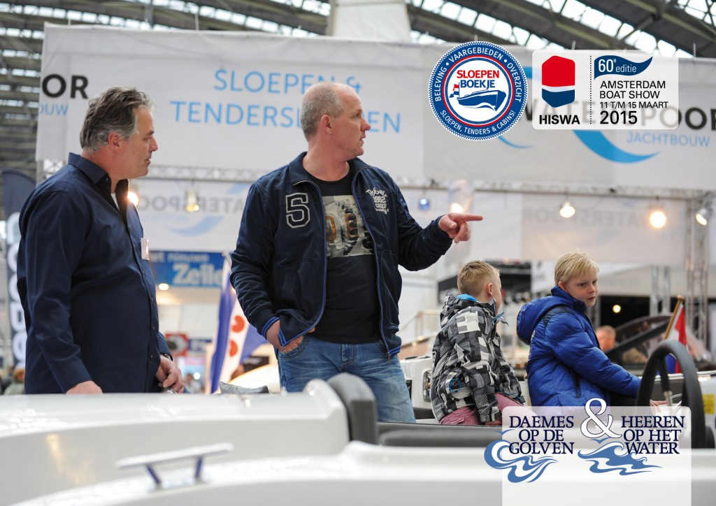 Nauta Maritiem Crescent Yamaha Nauta Spirit 25 Hiswa 2015 Amsterdam Daemes en Heeren Sloepen Tenders Cabins Sloepenboekje Sloepenpost Sloep Sloepenkaart Piraatjes op het Water