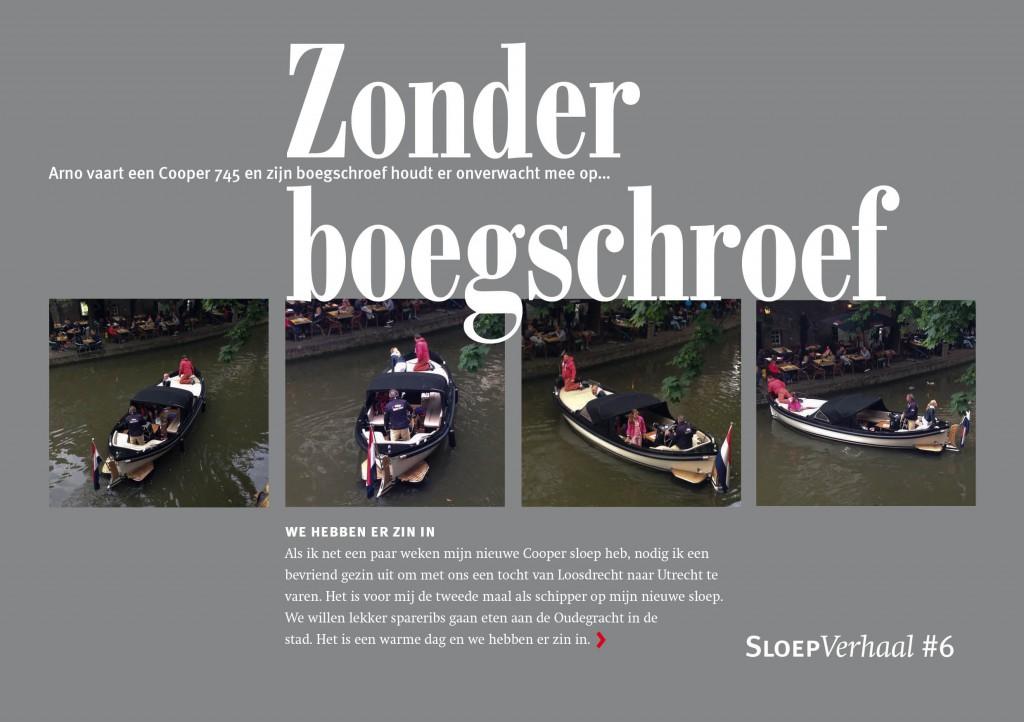 Cooper 745 Sloep Sloepenkaart Utrecht Sloepenroutes Sloep Daemes en Heeren Sloepen Tenders en Cabins Sloepenpost Sloepenboekje Alles over sloepen Waterblauw Ik zoek een sloep