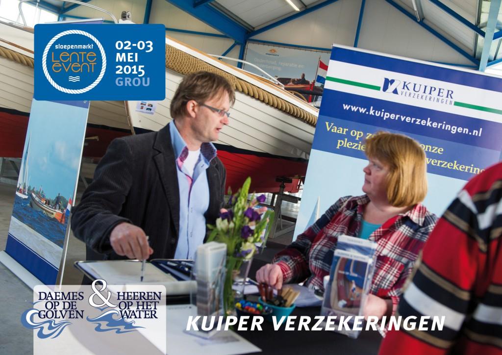 Sloepenmarkt Lente Event 2015 Daemes en Heeren Sloepen Tenders Cabins Beleving Sloepenboekje Sloep Kuiper Verzekeringen