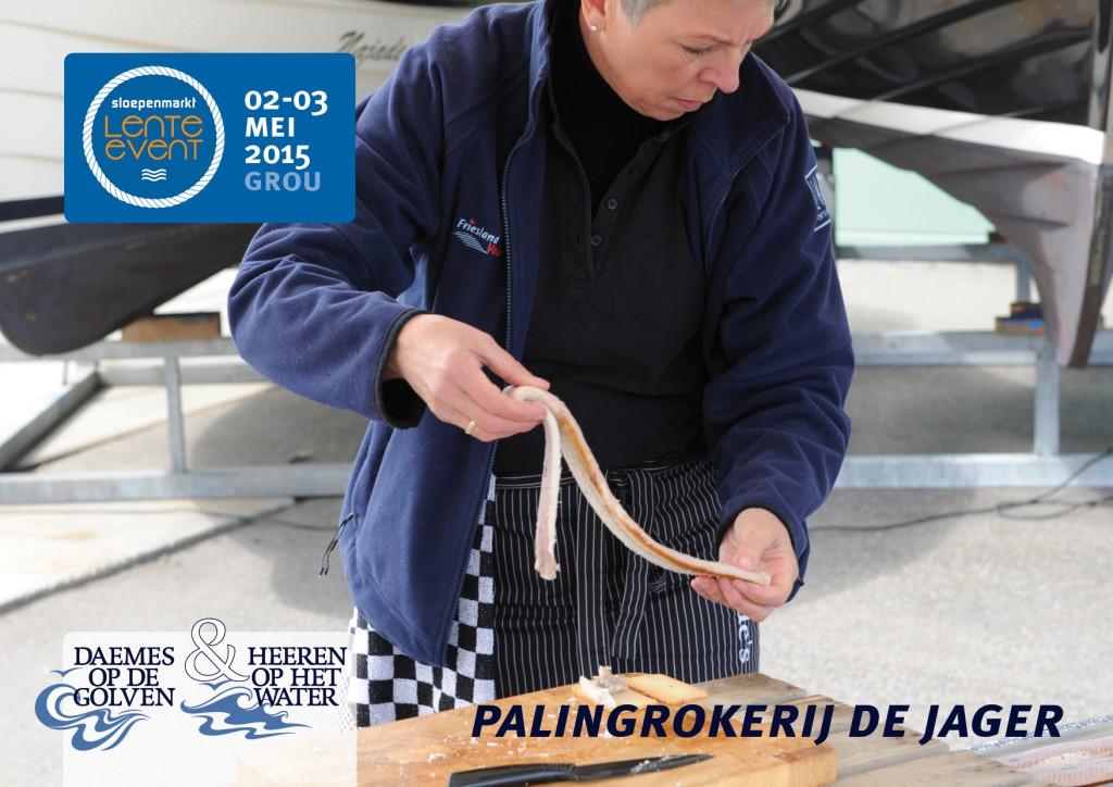 Sloepenmarkt Lente Event 2015 Daemes en Heeren Sloepen Tenders Cabins Beleving Sloepenboekje Sloep Palingrokerij de Jager