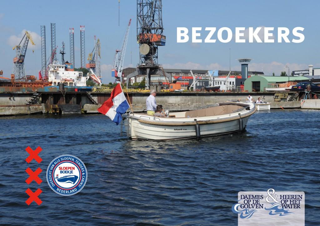 Maril 730 Daemes en Heeren Sloepen Cabins Tenders Sloepenboekje Sloepenkaart Amsterdam Beurs in Beeld