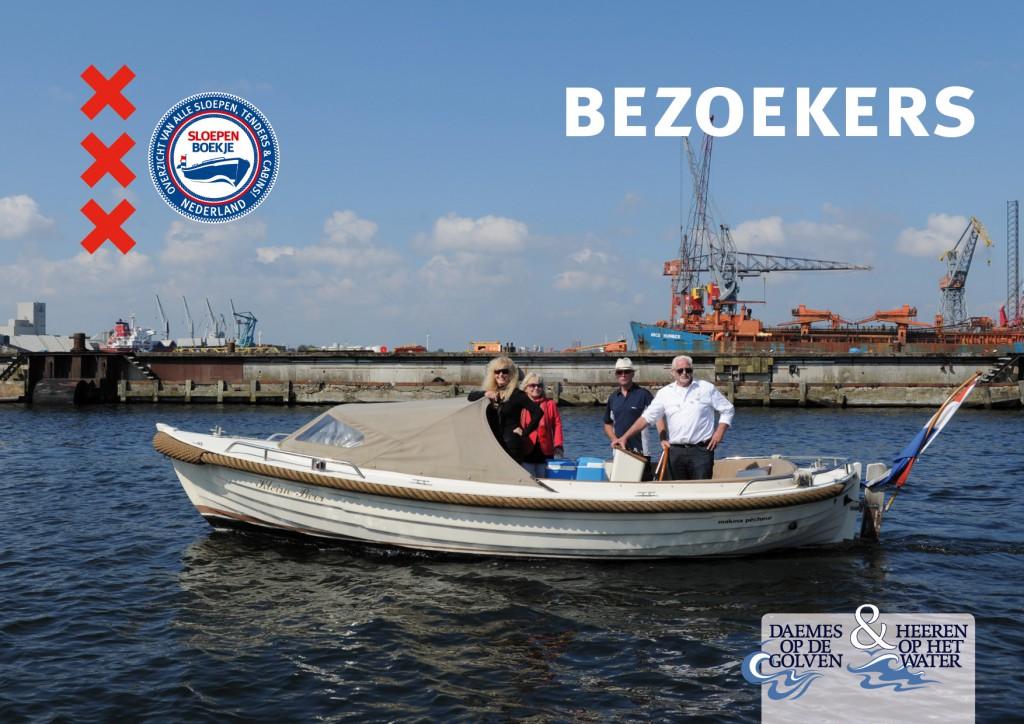 Makma Pècheur Daemes en Heeren Sloepen Cabins Tenders Sloepenboekje Sloepenkaart Amsterdam Beurs in Beeld