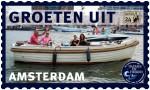 Interboat 22 Sloep Tender Cabin Sloepenkaart Amsterdam Sloepenpost Daemes en Heeren Beleving Sloepen Tenders Cabins Sloepenboekje
