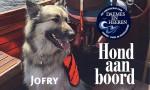 Jofry Hond aan Boord Daemes en Heeren Sloepen Tender Cabins Sloepenpost Sloepenkaart Alles over sloepen Sloepenboekje Honden aan boord Viervoeters