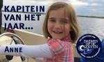 Anne Bastiaans Daemes en Heeren Kapitein van het jaar Sloepenpost