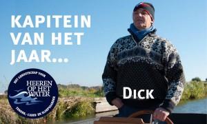 Dick Zandvoort Daemes en Heeren Enkhuizensloep Kapitein van het jaar Welkom op het water Sloepenpost Sloeproutes Ik zoek een sloep Sloepenkaart Alles over sloepen