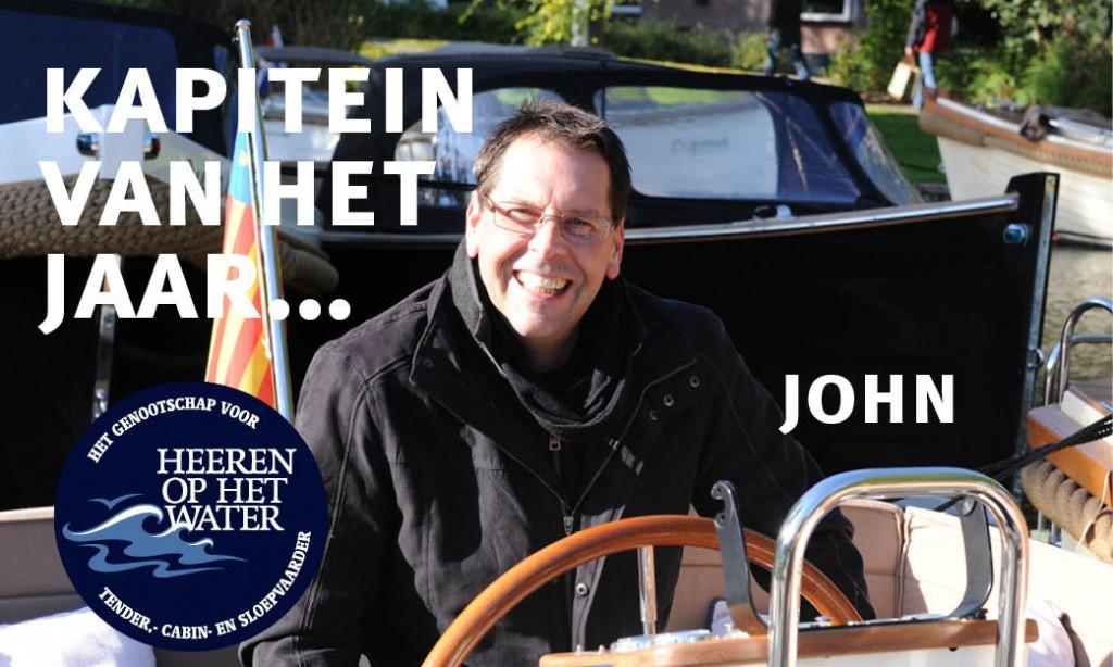 John Koel Daemes en Heeren Kapitein van het jaar Sloepenpost Enkhuizensloep Alles over sloepen Welkom op het water Sloeproutes Sloepenkaart