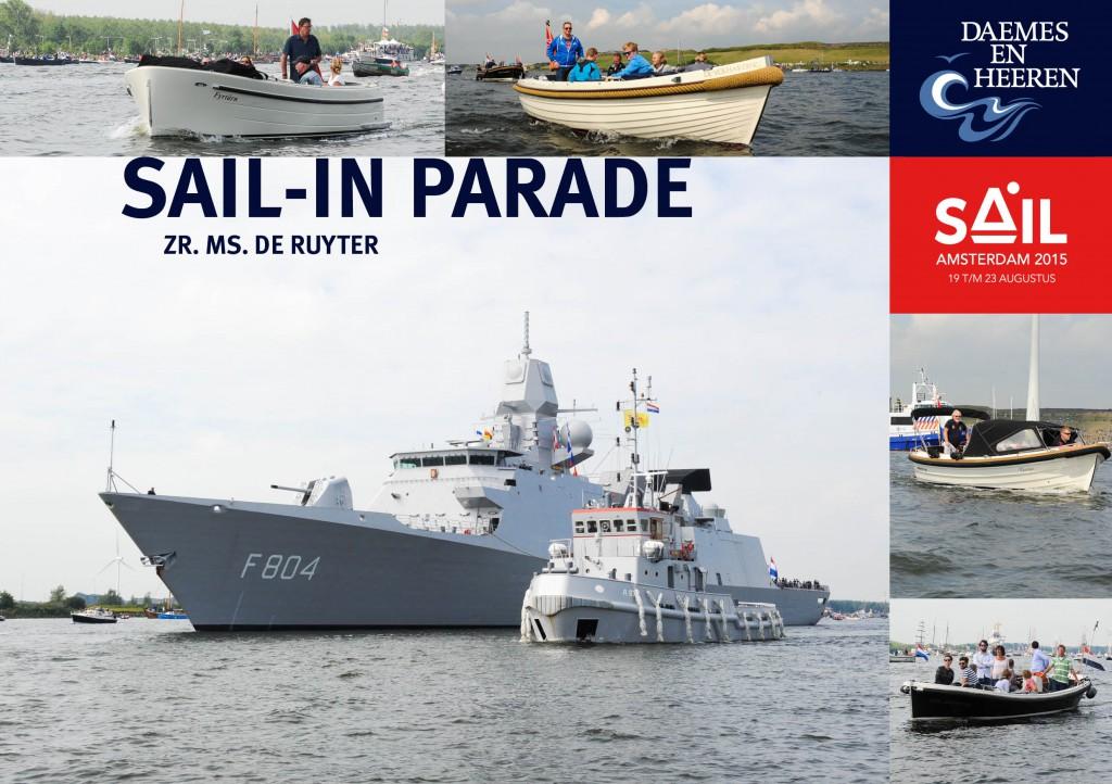 Antaris 66 Interboat 22 sloep Maril sloep isloep Sail 2015 Daemes en Heeren Sloepen Tenders Cabins Sloepenboekje Sloepenkaart Amsterdam Beleving Sloepenpost Sloep!