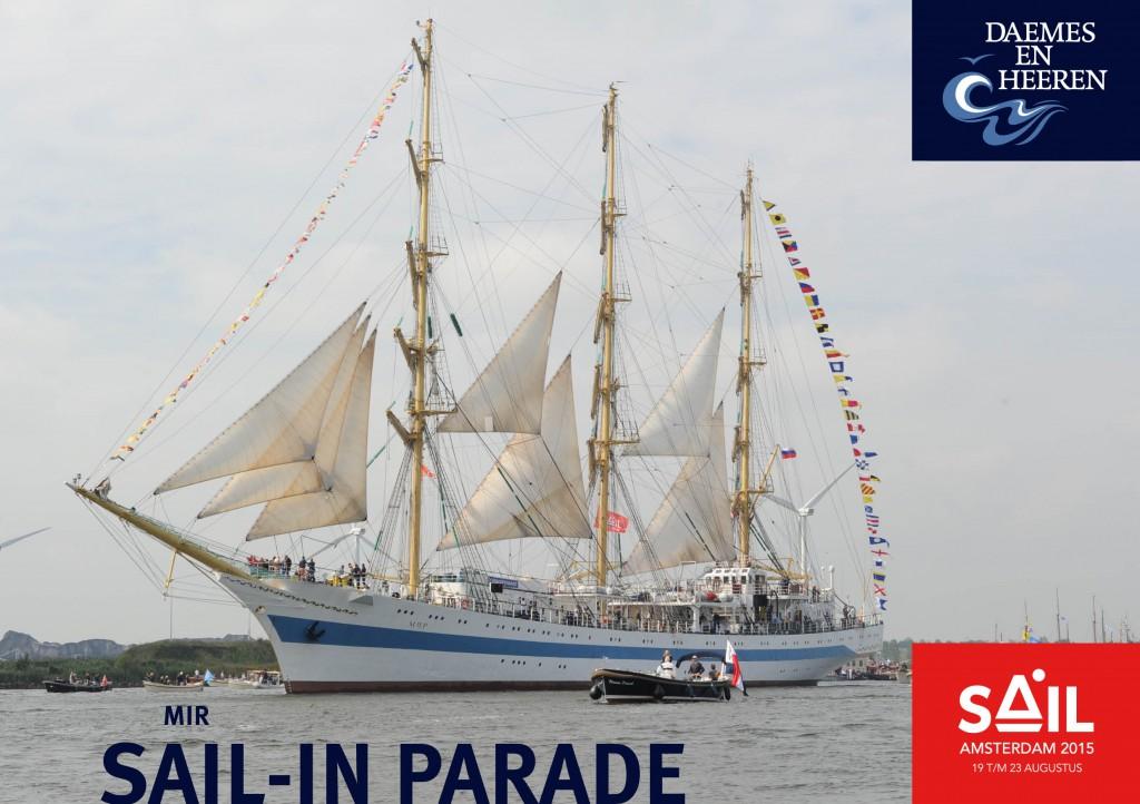 Jan van Gent sloep JVG Sail 2015 Daemes en Heeren Sloepen Tenders Cabins Sloepenboekje Sloepenkaart Amsterdam Beleving Sloepenpost Sloep!