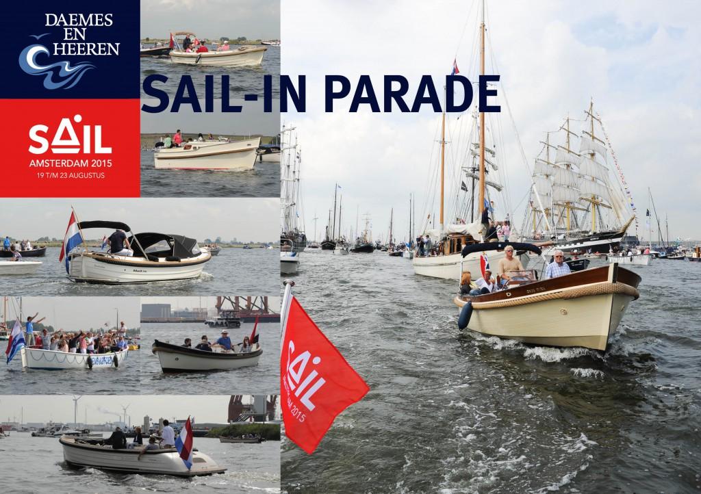 Van Wijk sloep Maril Sloep Waterspoor tender Newport Bass Sail 2015 Daemes en Heeren Sloepen Tenders Cabins Sloepenboekje Sloepenkaart Amsterdam Beleving Sloepenpost Sloep!