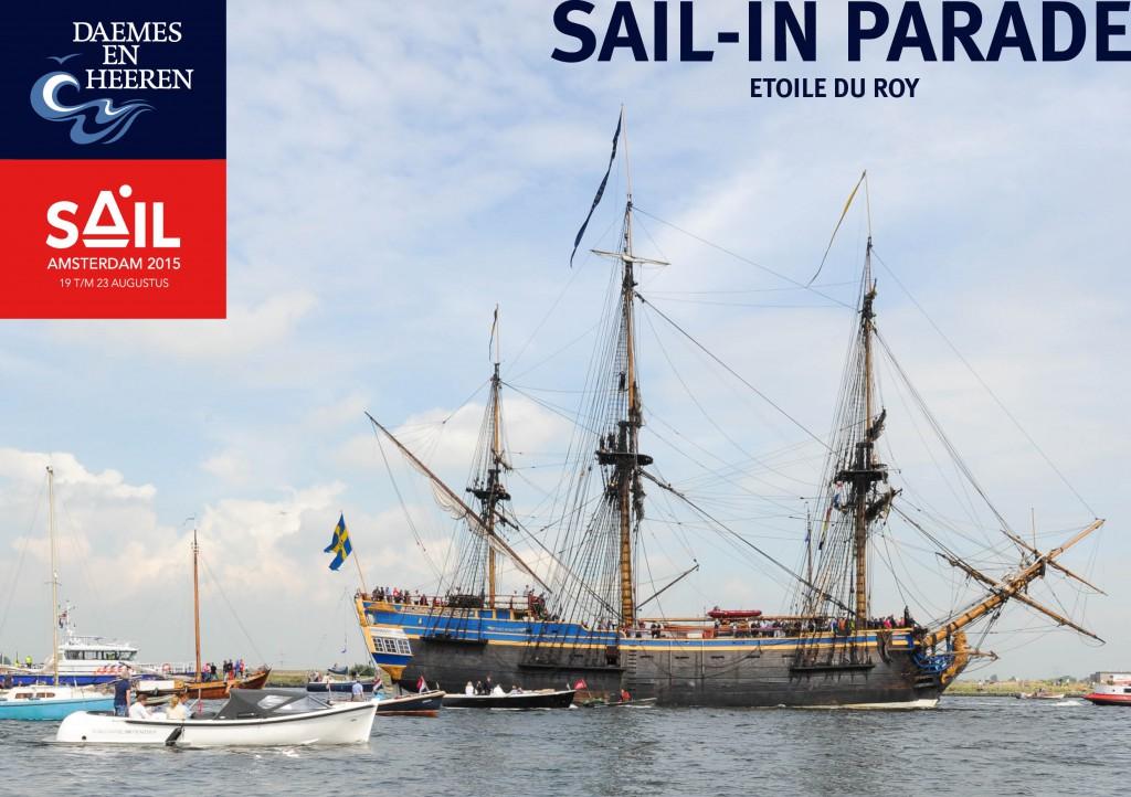 Interboat Sail 2015 Daemes en Heeren Sloepen Tenders Cabins Sloepenboekje Sloepenkaart Amsterdam Beleving Sloepenpost Sloep!