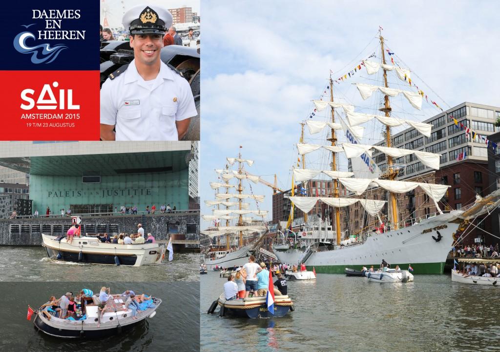 Newport Bass Menken Maritiem Interboat 19 sloep Sail 2015 Daemes en Heeren Sloepen Tenders Cabins Sloepenboekje Sloepenkaart Amsterdam Beleving Sloepenpost Sloep!
