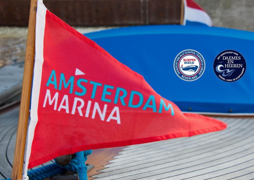 Amsterdam Marina Ik zoek een sloep Hiswa te Water 2015 Daemes en heeren Amsterdam Sloepen Tenders Cabins Sloepenpost Sloepenboekje Sloepenkaart Amsterdam Beurs in beeld Sloep