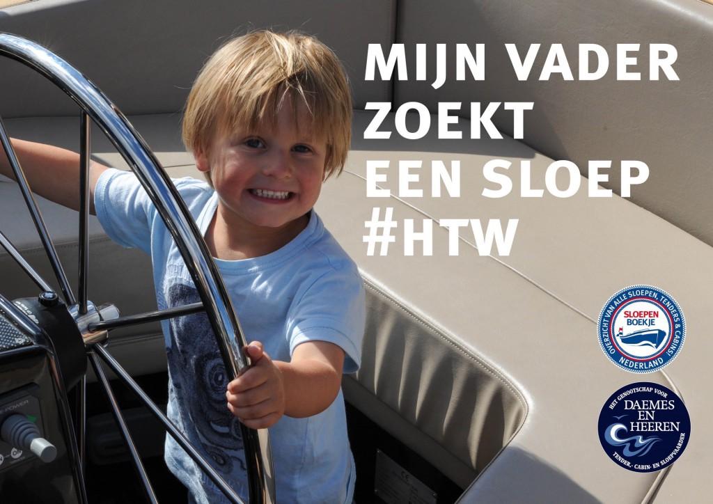 Cooper 800 Ik zoek een sloep Hiswa te Water 2015 Daemes en heeren Amsterdam Sloepen Tenders Cabins Sloepenpost Sloepenboekje Sloepenkaart Amsterdam Beurs in beeld Sloep