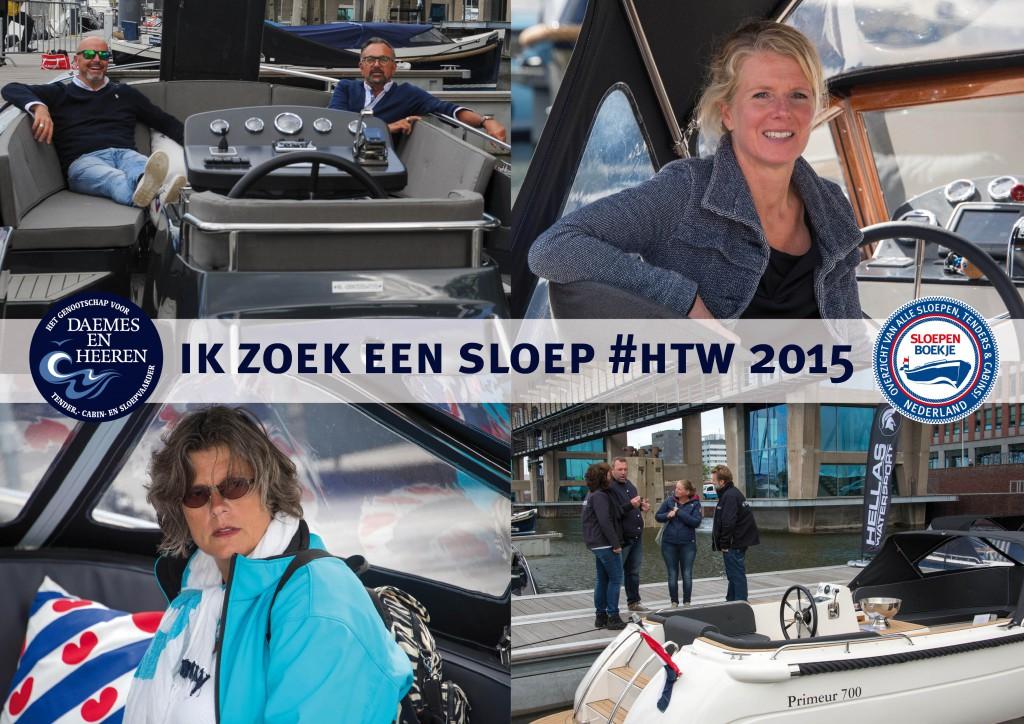 Hellas Watersport Waterspoor Ik zoek een sloep Hiswa te Water 2015 Daemes en heeren Amsterdam Sloepen Tenders Cabins Sloepenpost Sloepenboekje Sloepenkaart Amsterdam Beurs in beeld Sloep