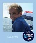 Liselotte van Stapele Piraatjes op het water Daemes en Heeren Sloepenpost Alles over sloepen Kinderen aan boord Spelletjes voor op het water
