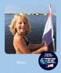 Mara Piraatjes op het water Daemes en Heeren Sloepenpost Alles over sloepen Kinderen aan boord Spelletjes voor op het water