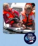 Piraatjes op het water Daemes en Heeren Sloepenpost Alles over sloepen Kinderen aan boord Spelletjes voor op het water