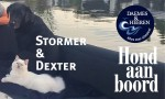 Stormer & Dexter Hond aan Boord Daemes en Heeren Sloepen Tender Cabins Sloepenpost Sloepenkaart Alles over sloepen Sloepenboekje Honden aan boord Trouwe viervoeters