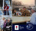 Hiswa 2017 Amsterdam Daemes en Heeren Sloepen Tenders Cabins Alles over sloepen Welkom op het water Sloepenboekje Sloepenpost SLOEP! Sloepenkaart Piraatjes op het Water SLOEPTV