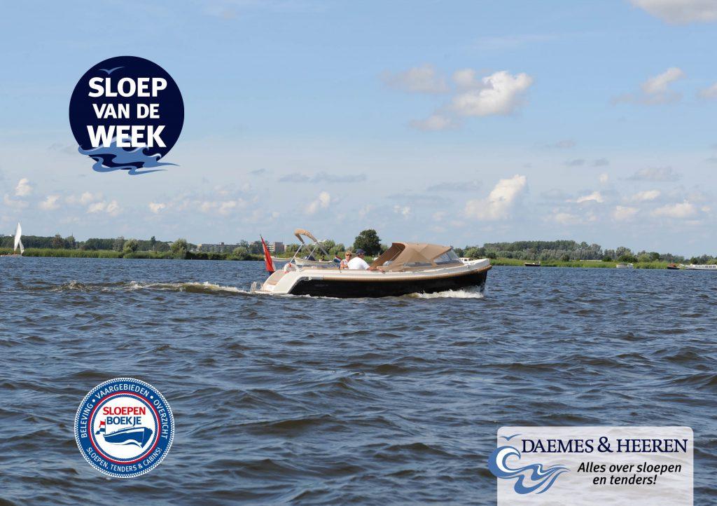 Intender 700 Daemes en Heeren Alles over sloepen en tenders Ik zoek een sloep Sloep van de Week Sloepenboekje Interboat